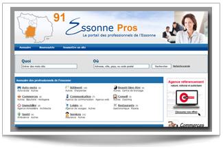 Portail Essonne Pros 91