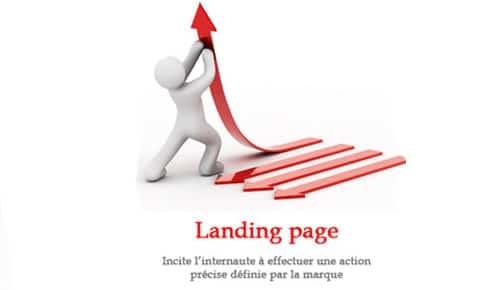 La landing page, une page de conversion indispensable