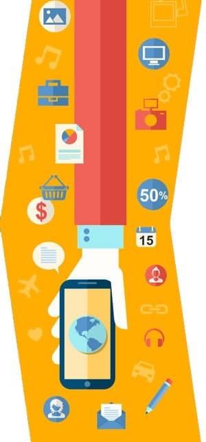 Optimisation SEO pour 2018 : adapte au mobile
