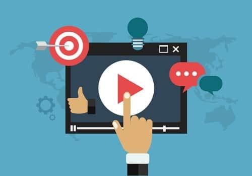 Reseau YouTube - Campagne Video - saga Cap Visibilite