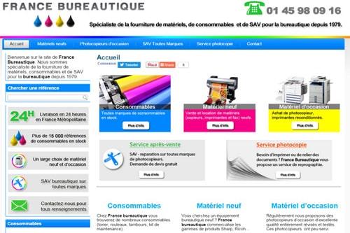 site web france bureautique