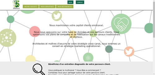 creation site web stratello