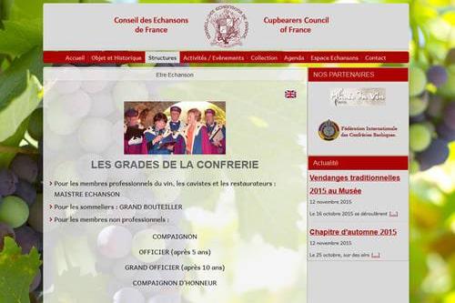 creation site web association