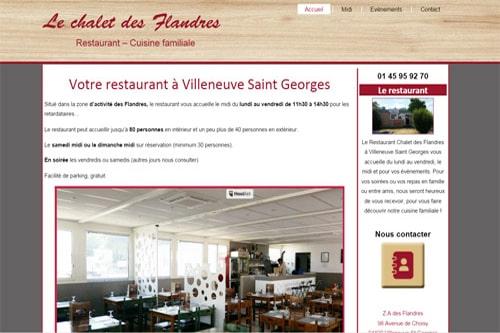 creation site restaurant