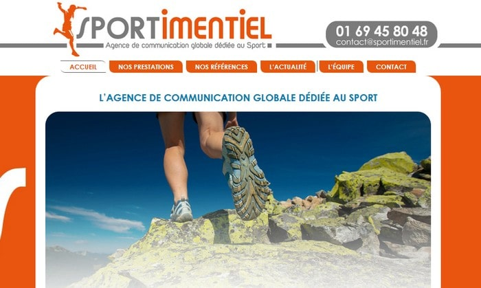 Sportimentiel communication