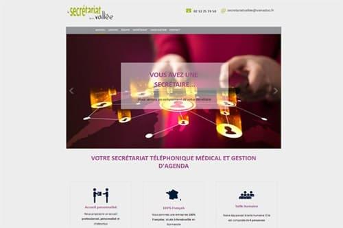 creation site web normandie