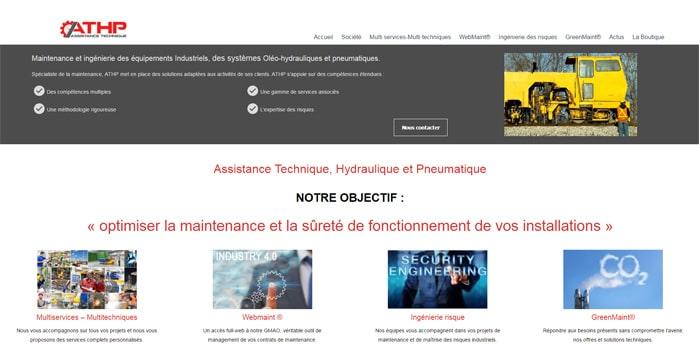 site web athp