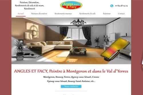 creation site internet peinture yerres essonne