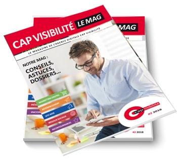 Telecharger le Mag Cap Visibilite - Agence digitale en Essonne et a Paris
