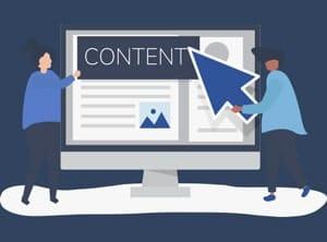 Creation de contenu - E-reputation - Web agency Essonne et Paris