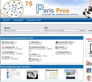 paris pros 75