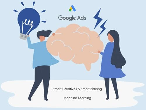 Ads - Smart Creatives - Smart Bidding