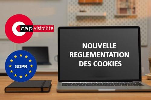 nouvelle règlementation cookies rgpd